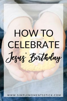 How to Focus on Jesus this Christmas - Simple Moments Stick - Simplifying Motherhood Marriage And Family, Marriage Tips, Family Life, Parenting Toddlers, Parenting Hacks, Blogger Home, Happy Birthday Jesus, Terrible Twos