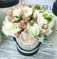 Flower Lab Lipetsk - floral arrangement
