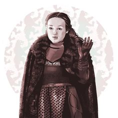 "Photoshop Little Lady Lyanna Mormont ""Bear Island knows no King but the King in the North whose name is Stark"" He's My King Lady Lyanna Mormont, Children Of The Forest, Bear Island, The Winds Of Winter, Game Of Thones, Got Game Of Thrones, The North Remembers, Kings Game, King In The North"