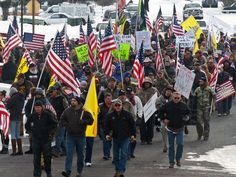 """Oregon Considers Wall to Keep Out Angry White Men""--Oregonians are fed up with irate male Caucasians pouring into their state and bringing with them guns, violence, and terrorism. (Borowitz Report...news satire)"