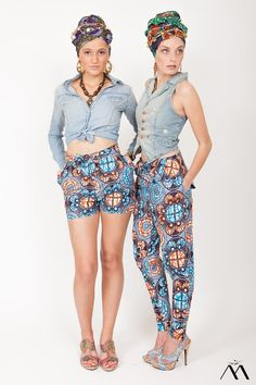 Loving African inspired fashion brand Mynaha!!!
