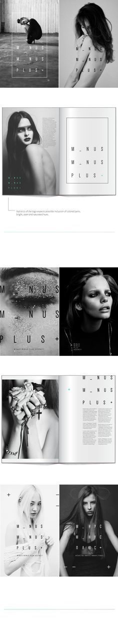 Minus Minus Plus on Behance in Artist Book