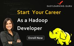 Easylearning Guru provides online class of hadoop which will help u to learn hadoop easly