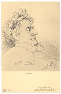 Das Goethezeitportal: Der späte Goethe