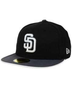 b175aed31dc16 New Era San Diego Padres G-Flip 59FIFTY Cap   Reviews - Sports Fan Shop By  Lids - Men - Macy s
