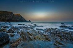 """""""Adraga"""" Beach - 6h30am by Ricardo Bahuto Felix"""