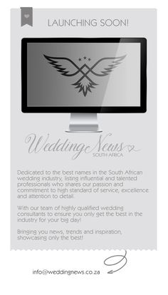 Wedding News South Africa listing influential and talented professionals who shares our passion and commitment to high standards of service, excellence and attention to detail! #wedding #news #photography #business #stationery