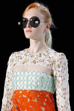 Giambattista Valli Fall 2015 Couture #details