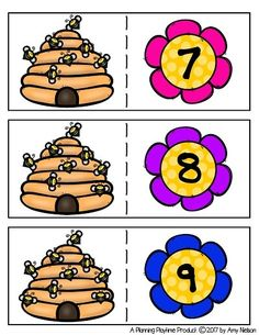 Spring Counting Centers for Preschool Join our Email Group for Ideas, Freebies & Special Offers.Spring Counting Centers for PreschoolWe have the cutest puzzles and activities for Counting Activities, Preschool Learning Activities, Free Preschool, Preschool Worksheets, Classroom Activities, Preschool Activities, Kids Learning, Counting Puzzles, Preschool Centers