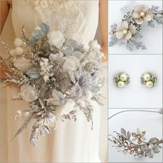 winter wedding perfection.  bouquet was found somewhere on pinterest.  It is certainly stunning with our bridal hair accessories from Paris by Debra Moreland. <3  https://perfectdetails.com/paris-bridal-hair-jewelry.htm