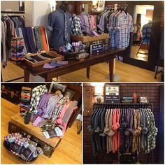 Be sure to stop by the shop today and during the week to check out the latest offerings from local SF Men's brand @bladeandblue! Great selection of button-ups, neckties, bow ties, pocket squares and boxers! Check us out online as well www.asmblyhall.com #supportlocal #bladeandblue