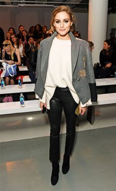 London Fashion Week 2017 September Front Row: Olivia Palermo