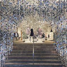 "JOHN JEFFREY,NYC, ""Shine Brite"", (CHANEL), display by John Galang, pinned by Ton van der Veer"