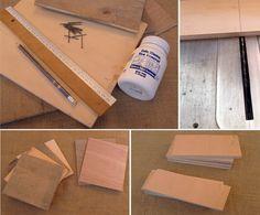 miramira : Aprendiendo De todo un poco - Caja de madera