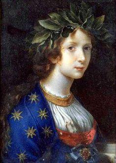 Retrato de Lucrecia Borgia (del taller de Altobello Melone)