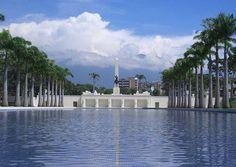 Parque Los Proceres, #Caracas