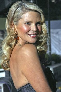 Christie Brinkley - Mature Hairstyles