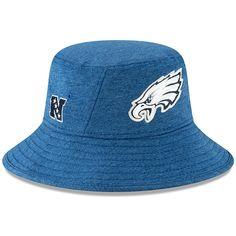 9ef17f51c4c Men s Philadelphia Eagles New Era Heathered Royal 2019 NFL Pro Bowl Bucket  Hat