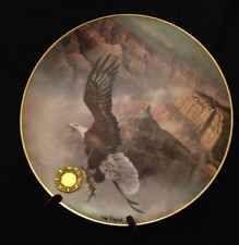 Ted Blaylock Alaska Chilkat Bald Eagle Preserve Grand Sovereign Franklin Mint