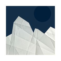 Art, artprint, landscape, poster loods5 by Irene Linders