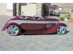 ✿1933 Ford Roadster✿ Ford Roadster, Collector Cars, Street Rods, Bmw, Trucks, Vehicles, Truck, Cars, Vehicle