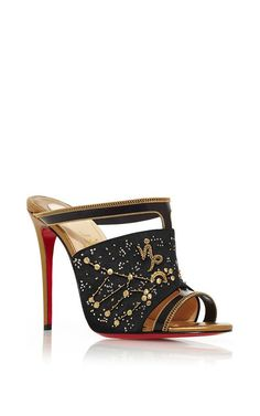 Zodiac Collection - Capricorn by Christian Louboutin