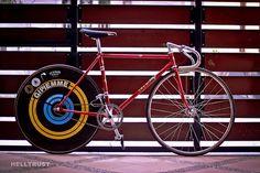 3Rensho njs keirin-full bike