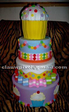 cake 100% foamy