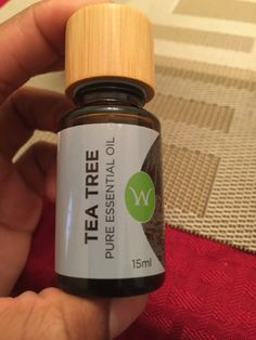 Tea Tree pure essential oil. For aromatic and topical use. This is great for muscle aches and painful joints. It really works. #essentialoils #medical #therapeutic #wakayaperfection found at:  http://jdvaughn.mywakaya.com