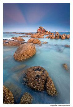 ✯ Mountt William National Park - Tasmania, Australia