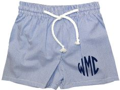 Hey, I found this really awesome Etsy listing at https://www.etsy.com/listing/179638146/custom-monogrammed-boys-swim-suit-trunks