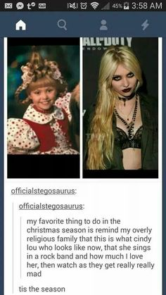 amazing. This makes me happy cause I always wanted to know what happened to her. I must find that band.