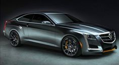 2014 Cadillac CTS Coupe... Love this design.. Im waiting on it.  ill keep driving my 2011 until this design is reality!!