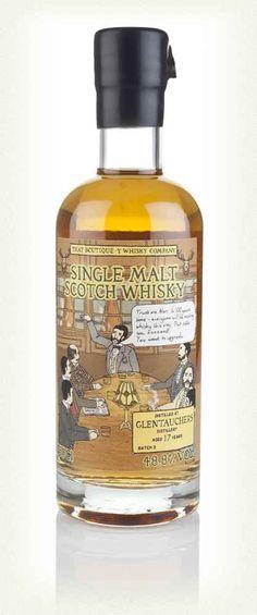 17 year Speyside, That Boutiquey Whiskey - $52