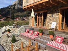 Amazing chalet design to your winter chalet.