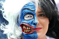 Manchester MCM Comic-Con 2015 - Twoface Cosplay