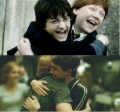 Image result for harry and ron