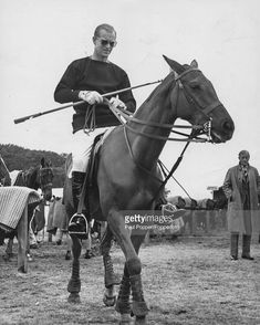 Prince Philip,Duke of Edinburgh at a polo match. Prinz Philip, Greek Royal Family, Polo Match, Elisabeth Ii, Le Polo, Isabel Ii, Handsome Prince, English Royalty, Royals