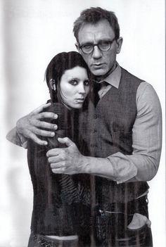 Daniel Craig ダニエル・クレイグ ドラゴン・タトゥーの女 The Girl with the Dragon Tattoo