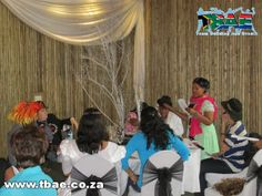 South African Reserve Bank Murder Mystery Team Building Pretoria