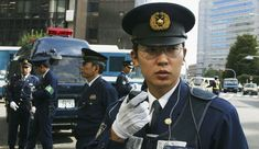 Yamaguchi Gumi, Japan's Largest Organized Crime Syndicate, Nearing Gang War, Japanese Police Fear Unprecedented Bloodshed Japanese Uniform, Police Uniforms, Mystery Series, Cozy Mysteries, White Gloves, Allegedly, Cops, Overwatch