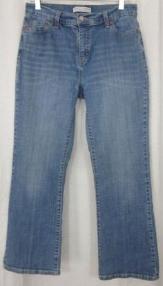 Levi's 512 Jeans Size 12 Short 31x28 Boot Cut Slimming Free Shipping #Levis #BootCut