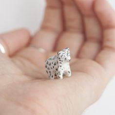 Le Elusive Snow Leopard Totem - le animalé doodles