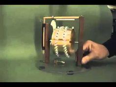 Máquina de Movimiento Perpetuo - Energía Libre con Imanes de NEODIMIO. Perpetual Move Machine - YouTube