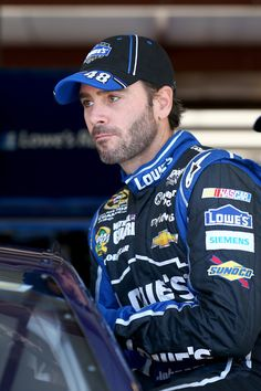 Jimmie Johnson - Chicagoland Speedway - Day 2