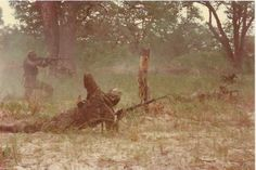 Koevoet in Rhodesian Bush War.
