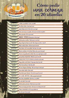 Aprende a pedir cerveza en 26 idiomas diferentes http://huff.to/1D6vt7c