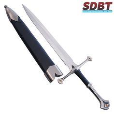 Anduril Narsil Dagger  #LordOfTheRings #swords