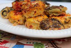 Fast Paleo » Mini Egg Pizzas - Paleo Recipe Sharing Site