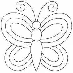 Aproveite os 25 moldes de borboleta de papel deste post e crie peças lindas, para a sua parede, para os seus objetos ou até para os seus móveis. Este post vai expandir a sua mente, pois você vai ver vários tipos de passo a passo e, entre eles, o de como fazer borboleta de papel … Butterfly Felt, Butterfly Drawing, Butterfly Crafts, Butterfly Wallpaper, Colorful Wallpaper, Quilting Stencils, Quilting Tips, Quilting Projects, Beaded Embroidery